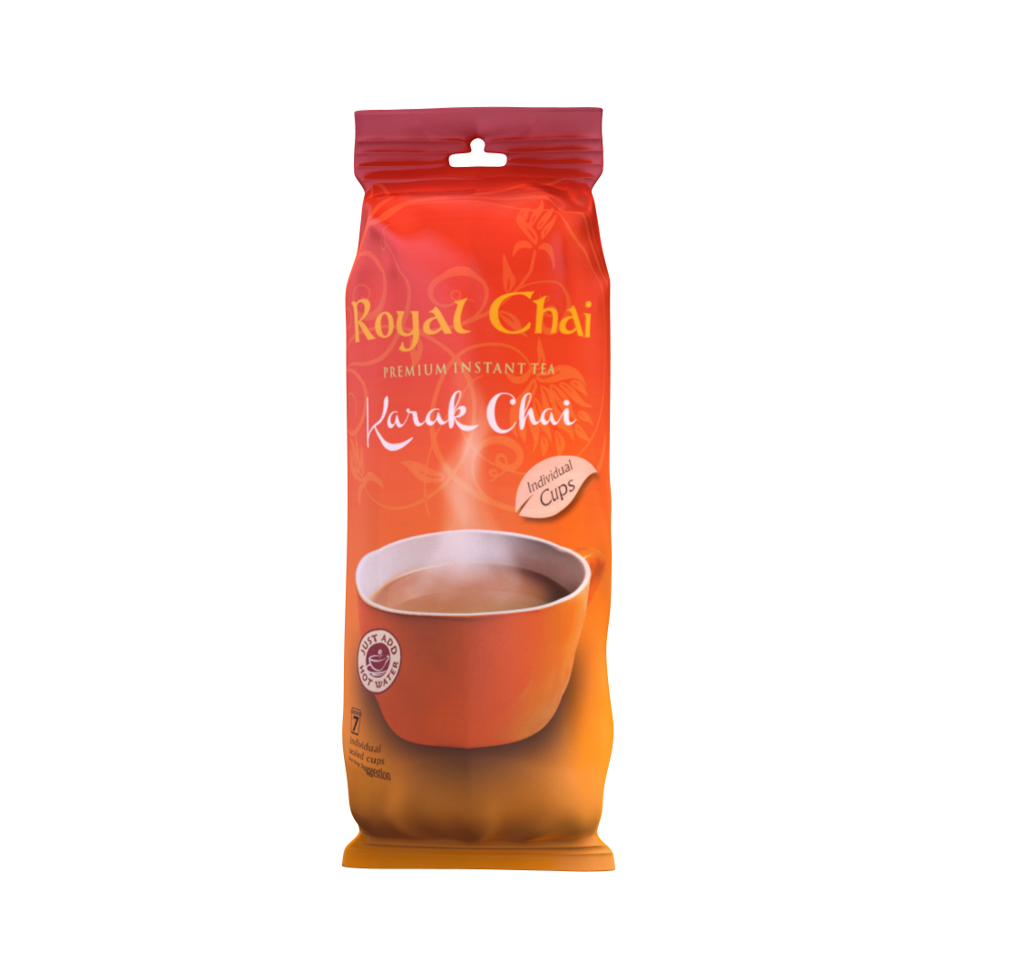 Karak Chai Sealed Cups Sweetened