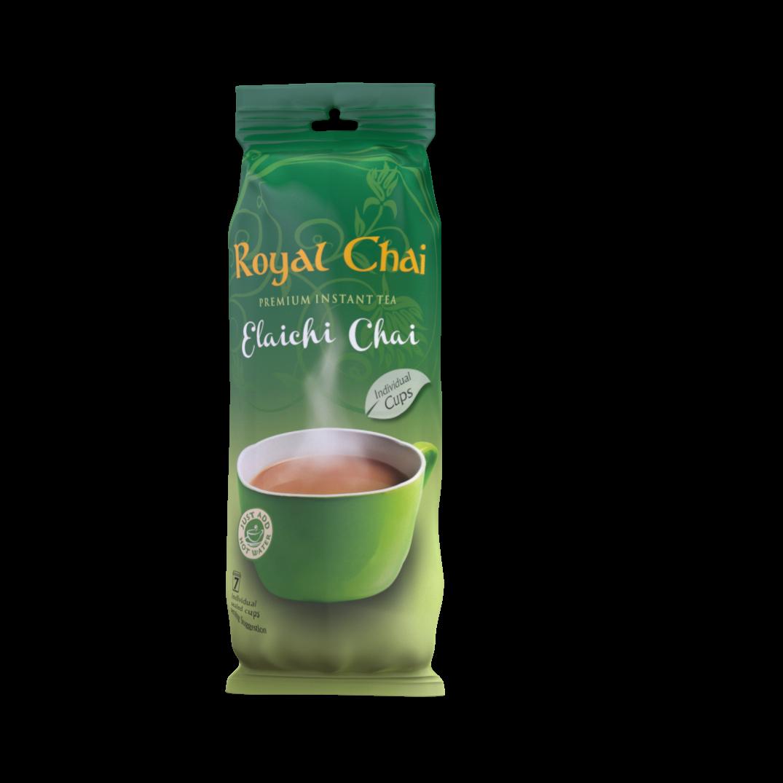 Elaichi (Cardamom) Chai Cups Sweetened