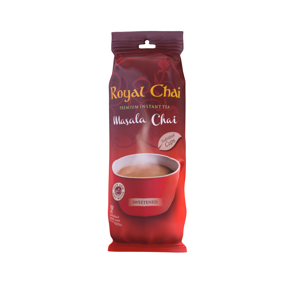 Masala Chai Sealed Cups Sweetened